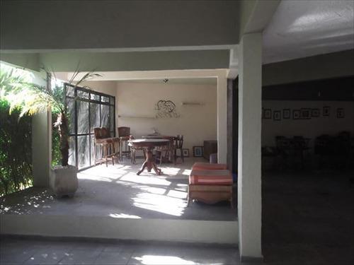 ref.: 266800 - casa condomínio fechado em santos, no bairro morro santa terezinha - 5 dormitórios