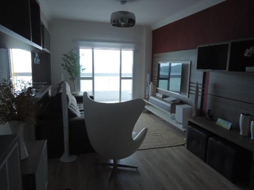 ref.: 267 - apartamento em bertioga, no bairro indaia - 2 dormitórios