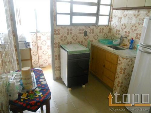 ref.: 2670 - apartamento em praia grande, no bairro guilhermina - 1 dormitórios
