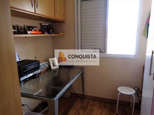 ref.: 267100 - apartamento em sao paulo, no bairro vila mariana - 3 dormitórios