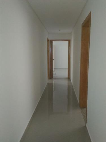 ref.: 267100 - casa em santos, no bairro embare - 3 dormitórios