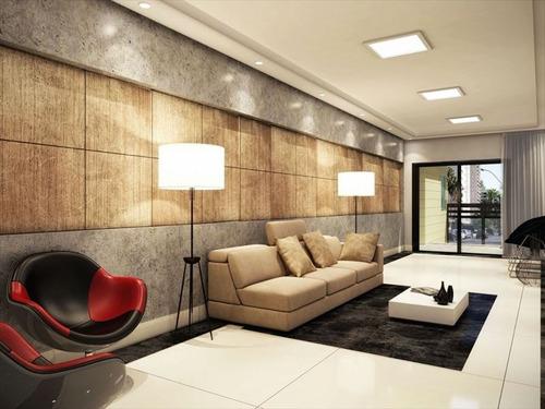 ref.: 267101 - apartamento em praia grande, no bairro boqueirao - 2 dormitórios