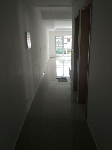 ref.: 267200 - casa em santos, no bairro embare - 3 dormitórios