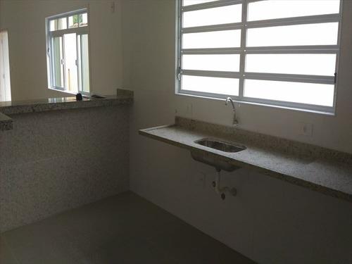 ref.: 267300 - casa em santos, no bairro vila belmiro - 3 dormitórios
