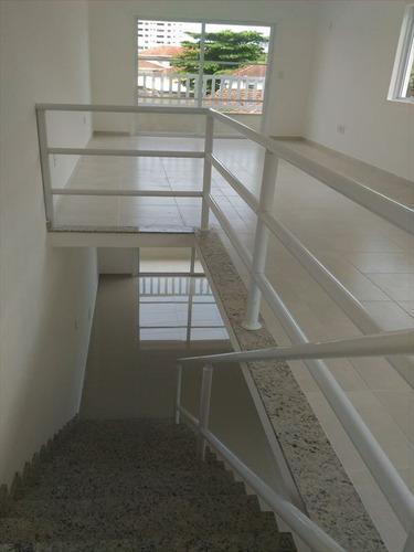 ref.: 267400 - casa em santos, no bairro vila belmiro - 3 dormitórios