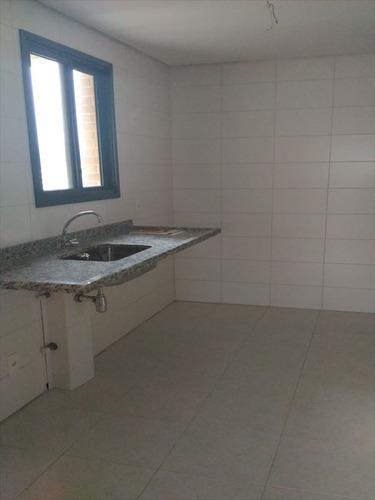 ref.: 267500 - apartamento em santos, no bairro ponta da praia - 3 dormitórios
