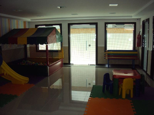 ref.: 2677 - apartamento em praia grande, no bairro boqueira