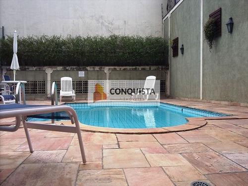 ref.: 267800 - apartamento em sao paulo, no bairro vila clementino - 2 dormitórios