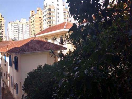 ref.: 267801 - apartamento em santos, no bairro gonzaga - 2 dormitórios