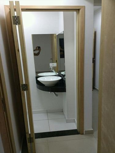 ref.: 267901 - apartamento em santos, no bairro pompeia - 1 dormitórios