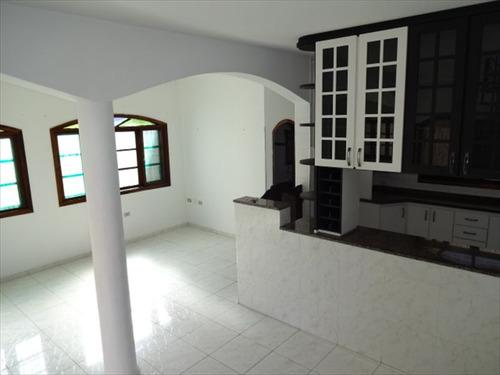 ref.: 268 - casa em praia grande, no bairro canto do forte - 4 dormitórios