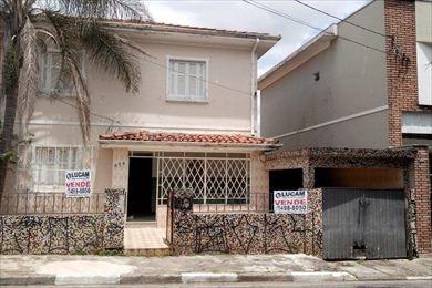 ref.: 268 - casa em sao paulo, no bairro tucuruvi - 4 dormitórios