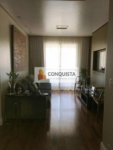 ref.: 268000 - apartamento em sao paulo, no bairro cambuci - 3 dormitórios