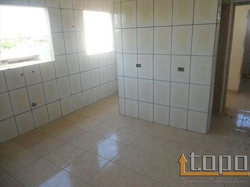 ref.: 2682 - casa condomínio fechado em praia grande, no bairro ribeiropolis - 2 dormitórios