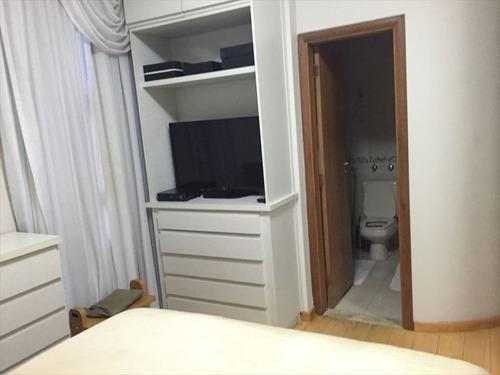 ref.: 268501 - apartamento em santos, no bairro pompeia - 4 dormitórios