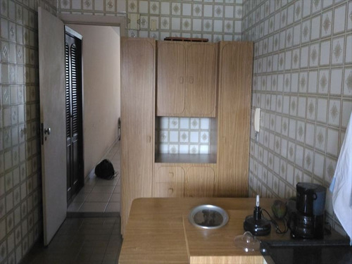 ref.: 268600 - apartamento em santos, no bairro boqueirao - 3 dormitórios