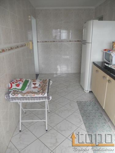ref.: 2687 - apartamento em praia grande, no bairro canto do forte - 2 dormitórios