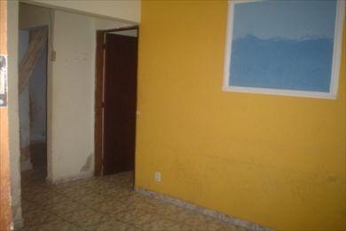 ref.: 268800 - casa em praia grande, no bairro tude bastos (sitio do campo) - 2 dormitórios