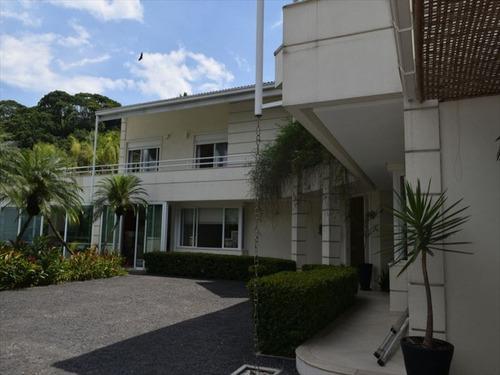 ref.: 269400 - casa condomínio fechado em santos, no bairro santaterezinha - 4 dormitórios