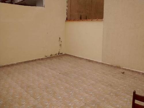 ref.: 27 - casa condomínio fechado em mongagua, no bairro itaguai - 2 dormitórios