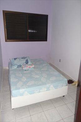 ref.: 27007 - casa em mongagua, no bairro vila atlantica - 2 dormitórios