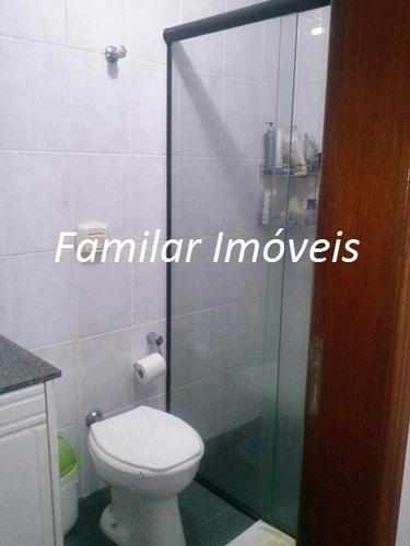 ref. 2709 apartamento vila curuça santo andré