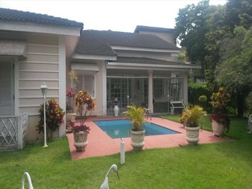 ref.: 270900 - casa condomínio fechado em santana de parnaiba, no bairro alphaville - 4 dormitórios
