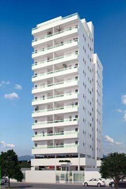 ref.: 271301 - apartamento em praia grande, no bairro ocian - 3 dormitórios