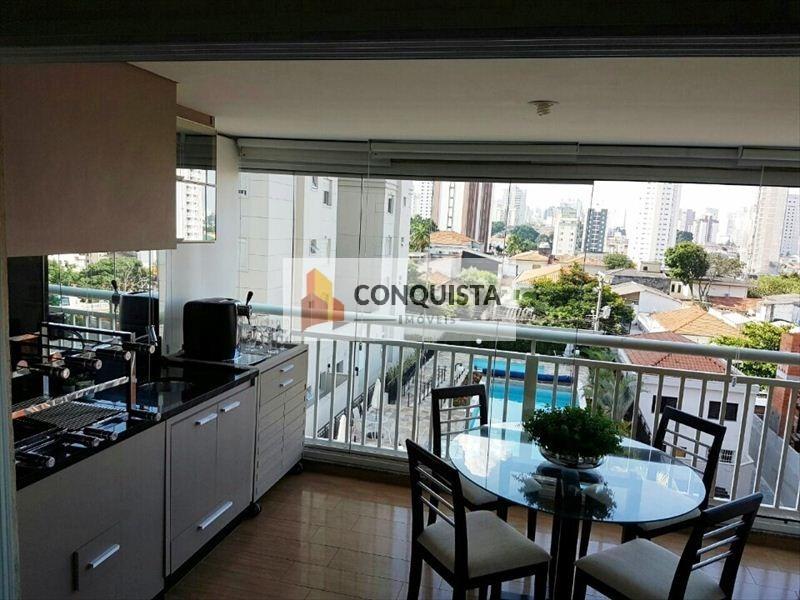 ref.: 271400 - apartamento em sao paulo, no bairro chacara inglesa - 3 dormitórios