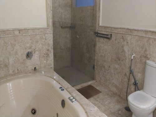 ref.: 271400 - casa condomínio fechado em santos, no bairro santa terezinha - 4 dormitórios