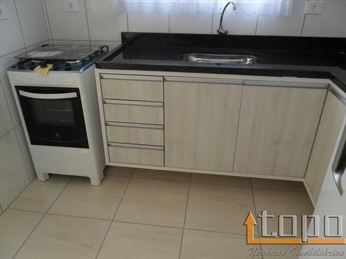 ref.: 2718 - apartamento em praia grande, no bairro guilhermina - 1 dormitórios