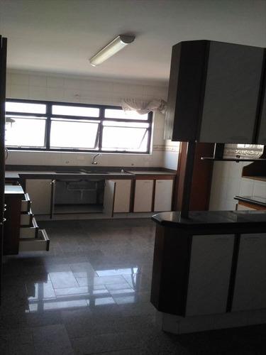 ref.: 271900 - apartamento em santos, no bairro aparecida - 3 dormitórios
