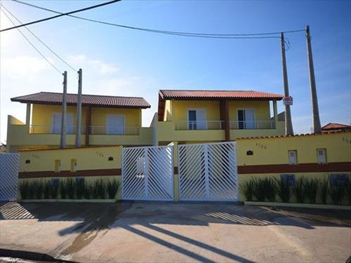 ref.: 272 - casa em itanhaem, no bairro cibratel ii - 2 dormitórios