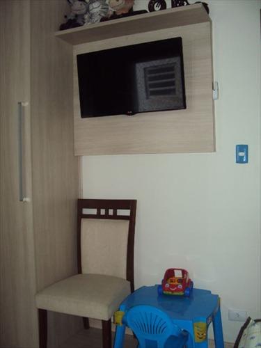 ref.: 2721 - apartamento em praia grande, no bairro guilherm