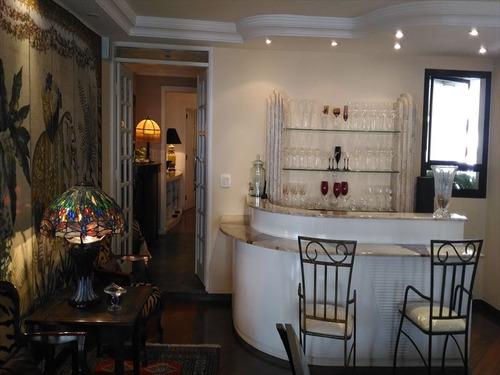 ref.: 272100 - apartamento em santos, no bairro boqueirao - 4 dormitórios
