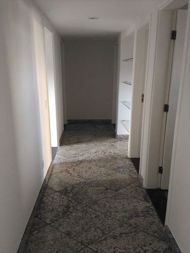 ref.: 272300 - apartamento em santos, no bairro ponta da praia - 3 dormitórios