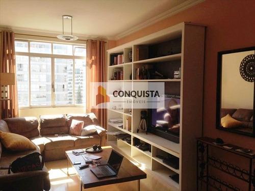 ref.: 272700 - apartamento em sao paulo, no bairro bela vista - 2 dormitórios