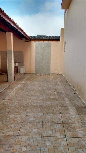 ref.: 273 - casa em itanhaém, no bairro suarão - 1 dormitórios