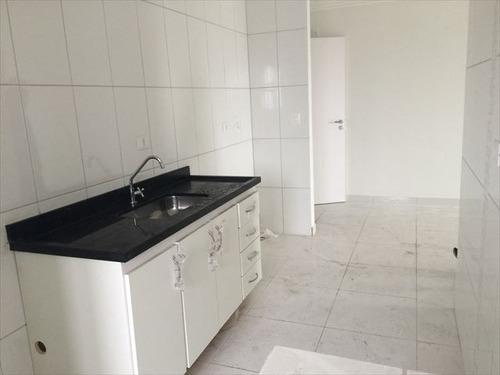 ref.: 2730 - apartamento em praia grande, no bairro boqueirao - 2 dormitórios