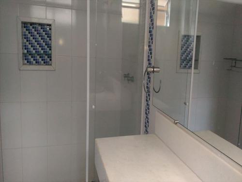 ref.: 273300 - apartamento em santos, no bairro boqueirao - 4 dormitórios