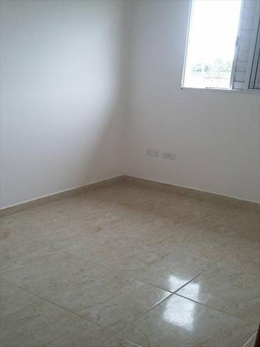 ref.: 2738 - casa condomínio fechado em praia grande, no bairro ribeiropolis - 2 dormitórios