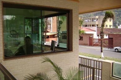 ref.: 273801 - apartamento em mongagua, no bairro centro - 2 dormitórios