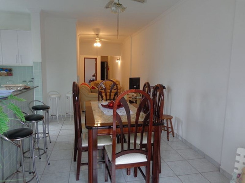 ref.: 274 - apartamento em praia grande, no bairro caicara - 2 dormitórios
