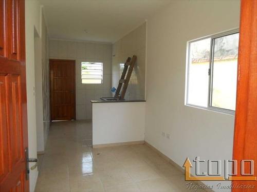 ref.: 2741 - casa condomínio fechado em praia grande, no bairro samambaia - 1 dormitórios