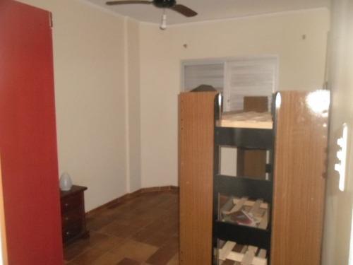 ref.: 2747 - apartamento em praia grande, no bairro tupi - 2 dormitórios