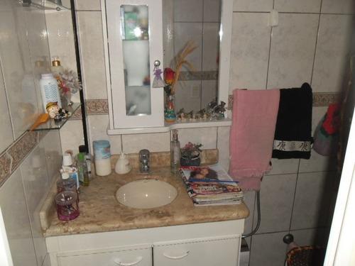 ref.: 2758 - apartamento em praia grande, no bairro mirim - 2 dormitórios