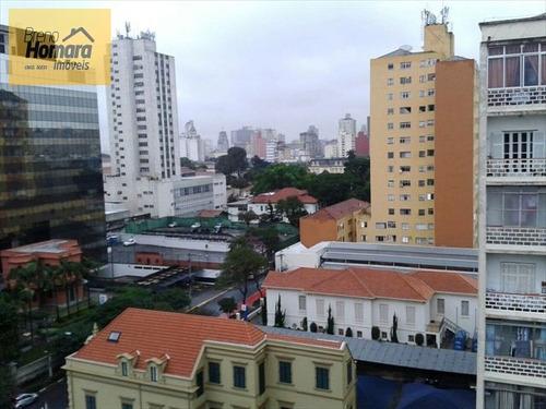 ref.: 2760 - apartamento em sao paulo, no bairro campos eliseos - 3 dormitórios