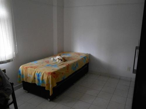 ref.: 276000 - apartamento em santos, no bairro embare - 2 dormitórios