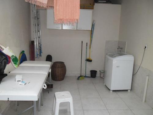 ref.: 2762 - casa em praia grande, no bairro mirim - 2 dormitórios