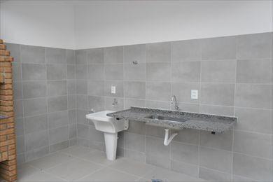 ref.: 276501 - casa em mongagua, no bairro itaoca - 2 dormitórios